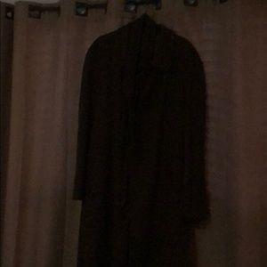 Cashmere topcoat